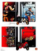 Street Fighter IV - Controller Faceplates and Console Skinz (PS3)