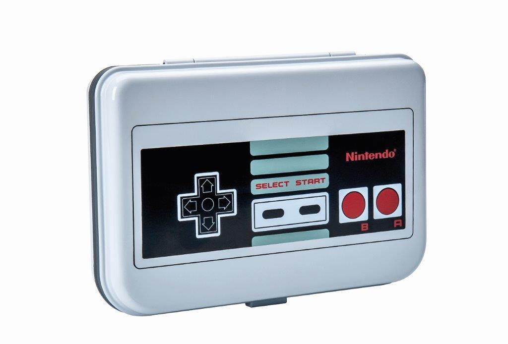 Carry Case Game Vault NES NEW3DS/NEW3DSXL/3DS/3DSXL/DS/DSi_3