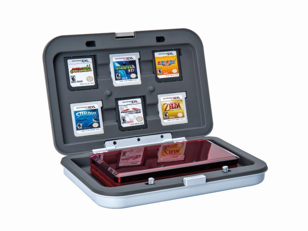 Carry Case Game Vault NES NEW3DS/NEW3DSXL/3DS/3DSXL/DS/DSi_4