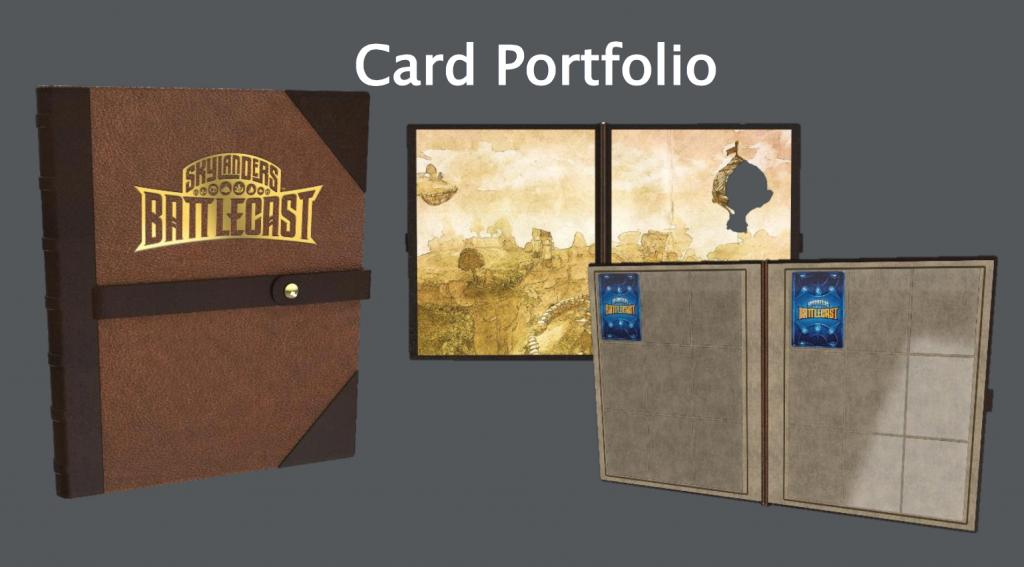 BDA - Skylanders Battlecast Card Game - Card Portfolio