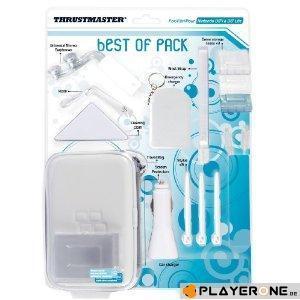 3DS - Best of Pack WHITE for 3DS/DSi/DSlite (Thrustmaster)_1