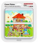 NEW 3DS COVERPLATE - Animal Cossing Happy Home