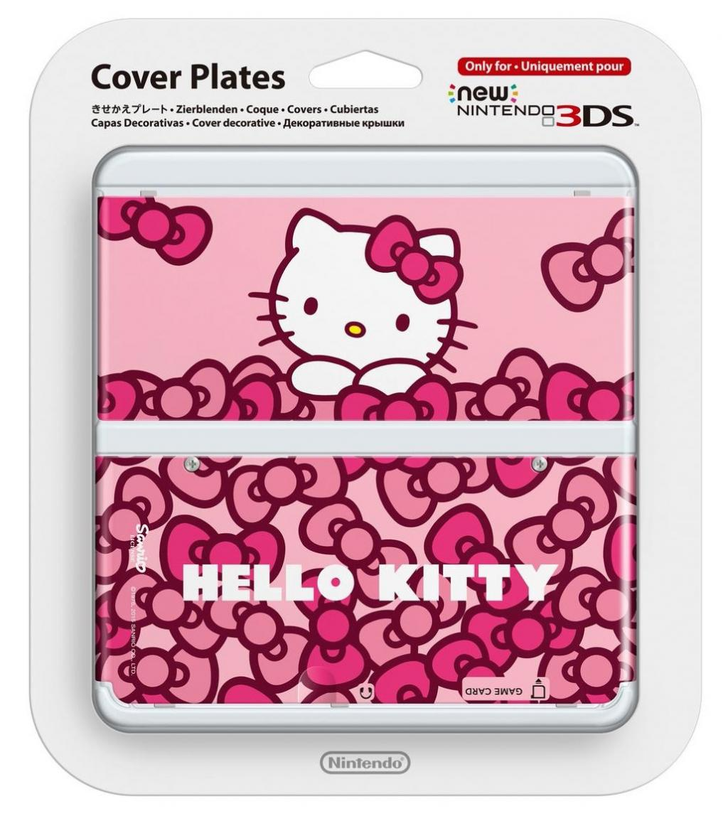 NEW 3DS COVERPLATE - Hello Kitty_2