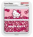 NEW 3DS COVERPLATE - Hello Kitty