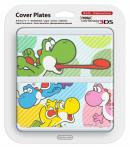 NEW 3DS COVERPLATE - Yoshi Color