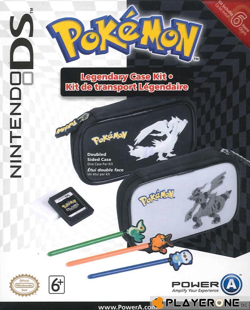 Official Nintendo Pokemon Black and White Evolution Case Kit_1