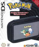 Official Nintendo Pokemon Black and White Starter Character Case