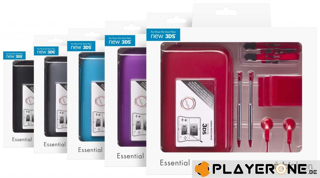 Pack 3 for NEW 3DS (Big Ben)_1