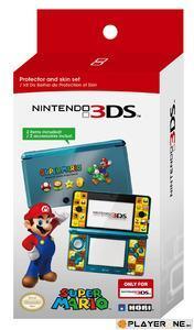HORI - Super Mario Protector & Skin Set 3DS