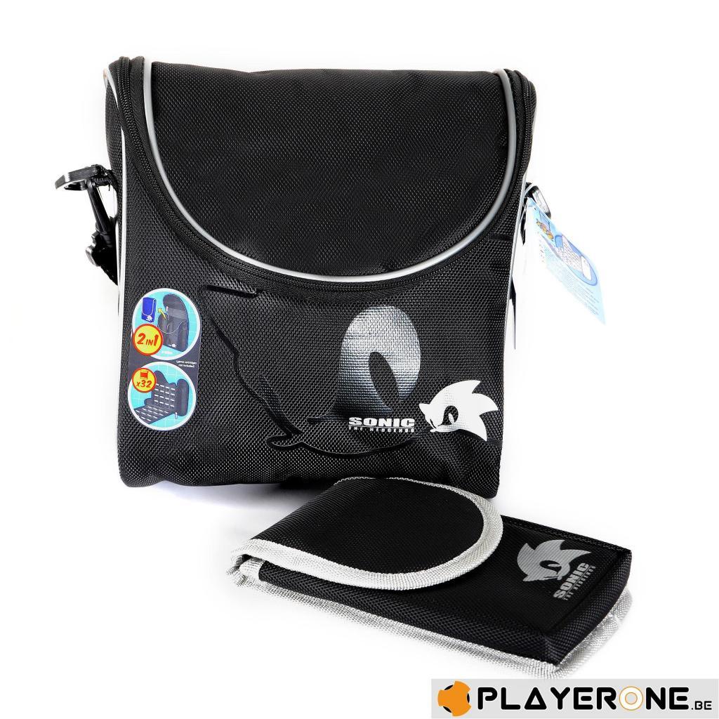 SONIC - Travel Bag - Black_1