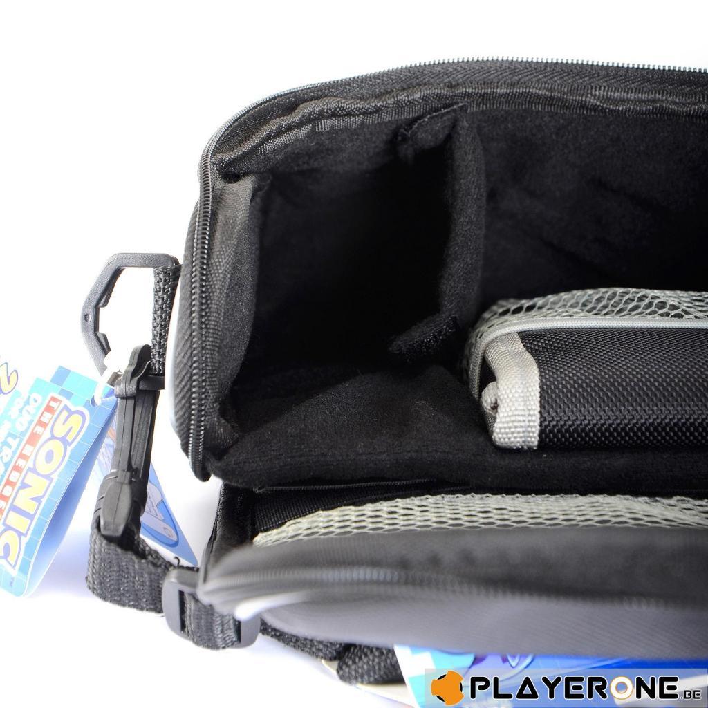 SONIC - Travel Bag - Black_5