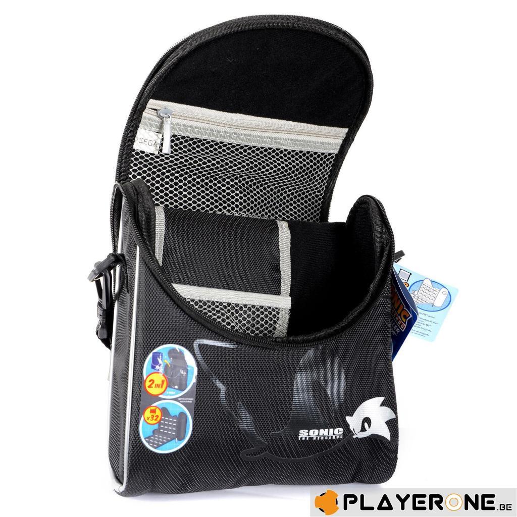SONIC - Travel Bag - Black_6