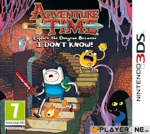 Adventure Time : Explore the Dungeon because I don't Know_1