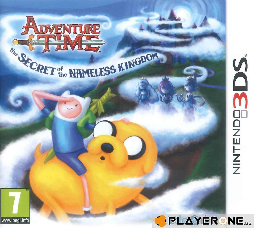 Adventure Time : The Secret of the Nameless Kingdom_1