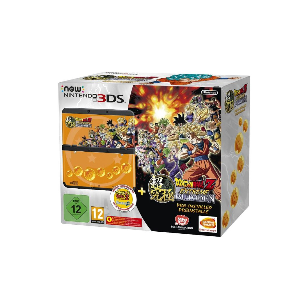 Console New 3DS BUNDLE Dragon Ball (LIMITED EDITION)_1