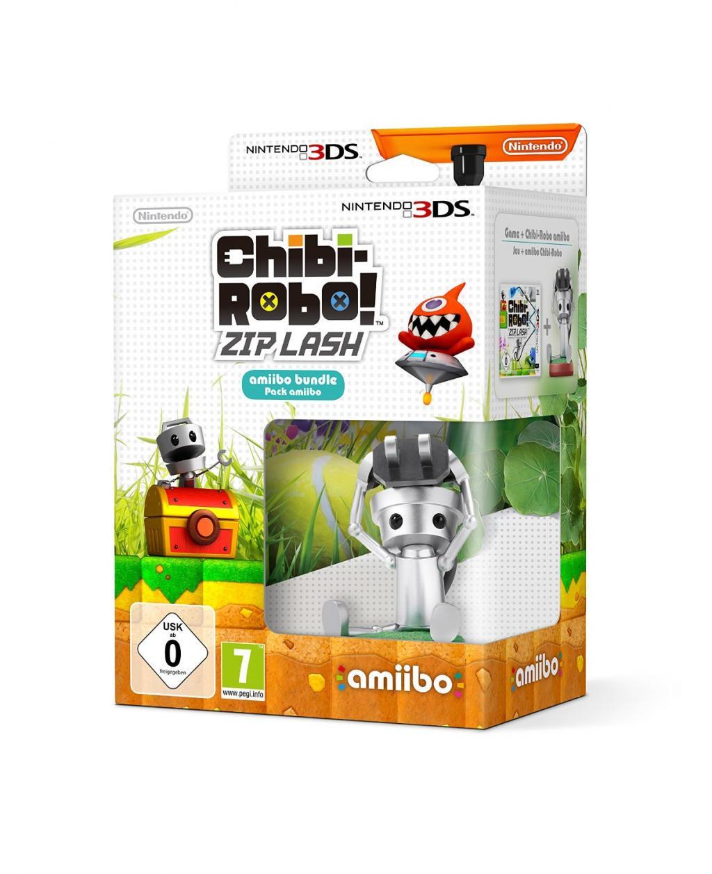 Chibi Robo Lash + Amiibo_1