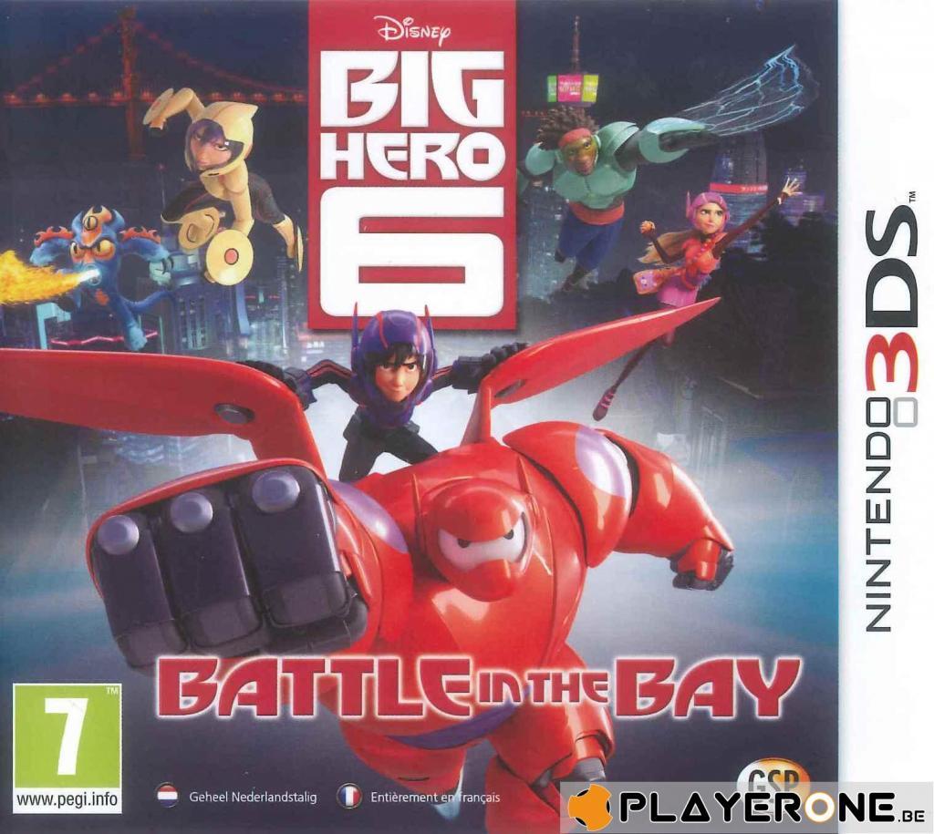 Disney Big Hero Six - Les Nouveaux Heros_1