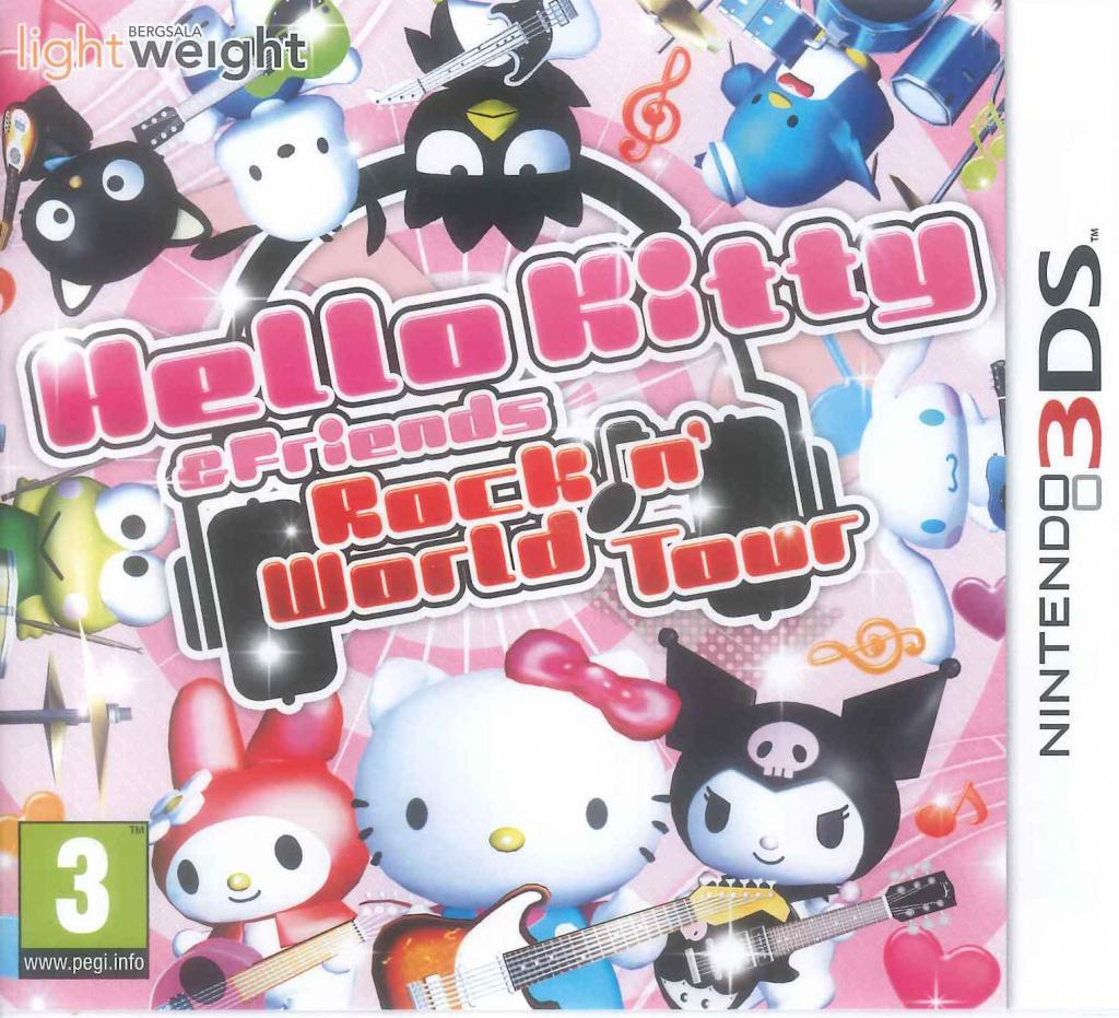 Hello Kitty and Friends Rocking World_1