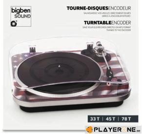AUDIO - TDisque Encodeur MP3 - USA