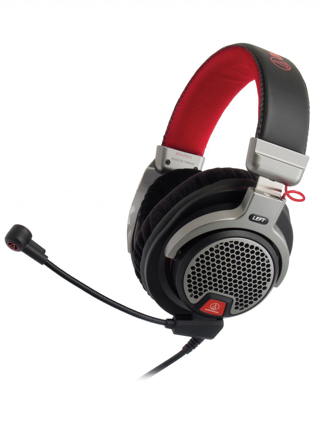 Audio-Technica - Gaming Headset ATH-PDG1 (PS4/PC/Mobile/XBONE)_1