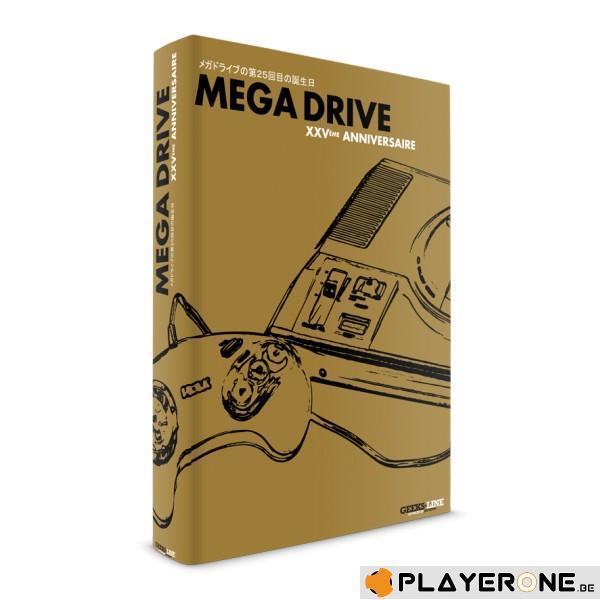 MEGADRIVE - XXVeme Anniversaire (Geeks Line)