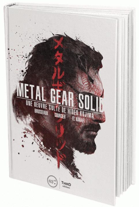 METAL GEAR SOLID - Une Oeuvre Culte de Hideo Kojima