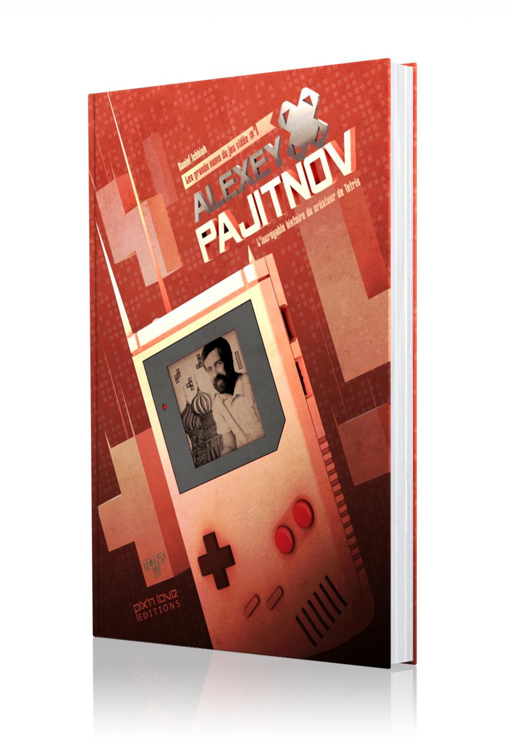 Biographie 08 - Alexey Pajitnov le Créateur de TETRIS