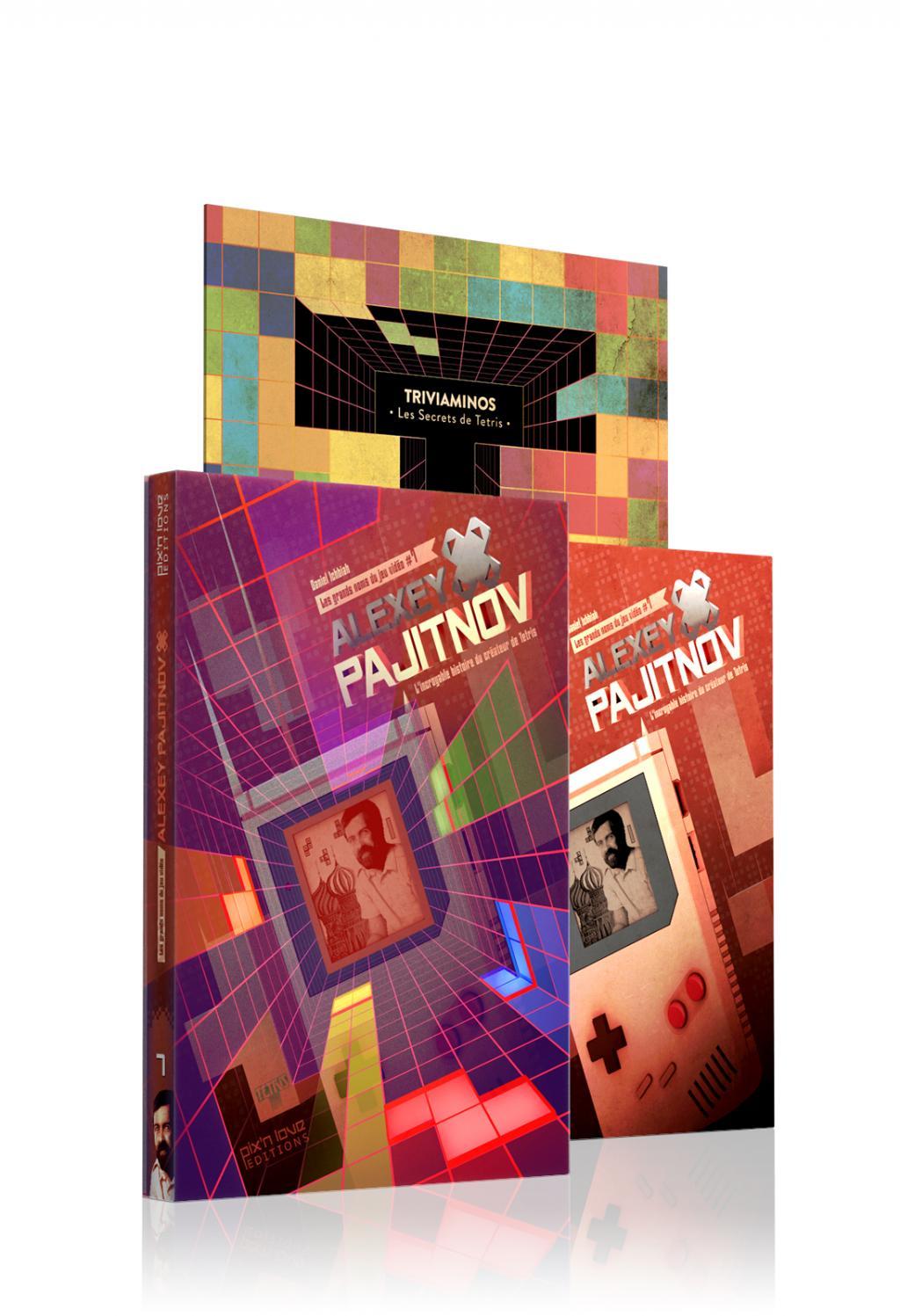 Biographie 08 - Alexey Pajitnov le Créateur de TETRIS - COLLECTOR EDIT
