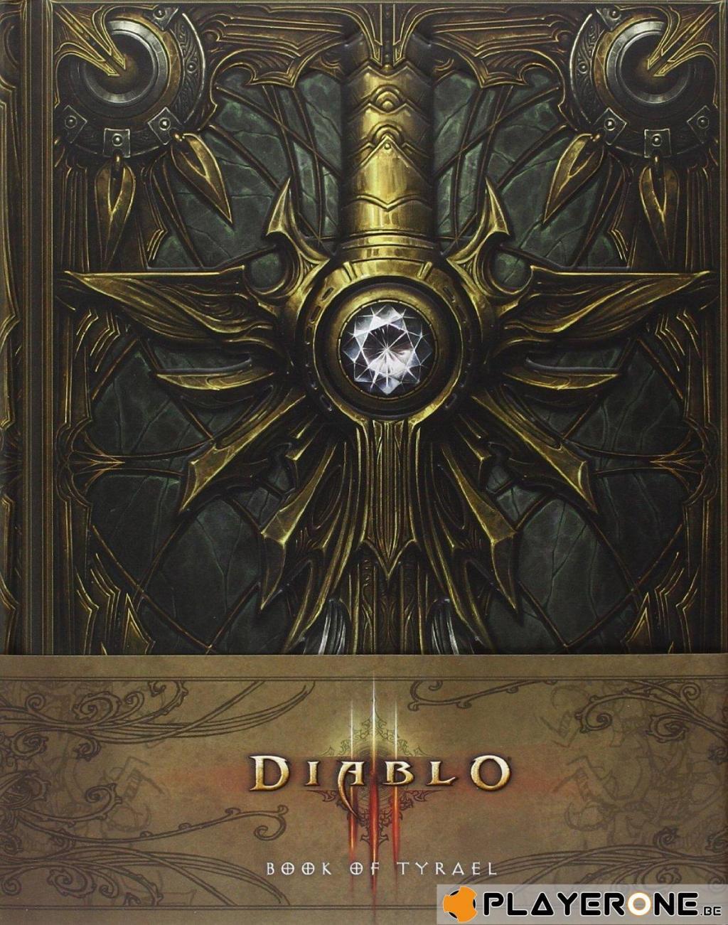 DIABLO III Le Livre de Tyrael (Pix n Love Edition)