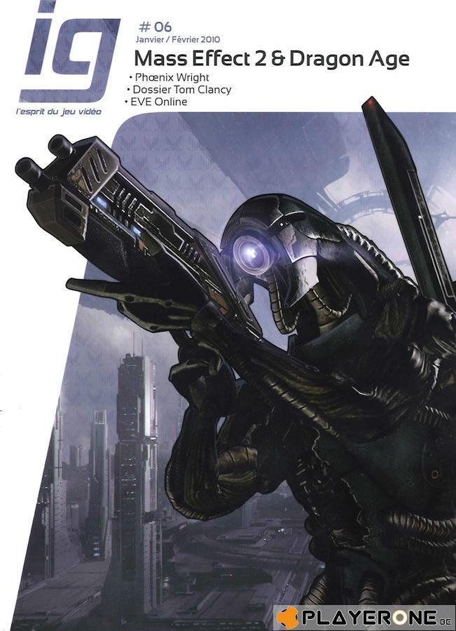 IG Magazine #06 - Mass Effect 2 & Dragon Age