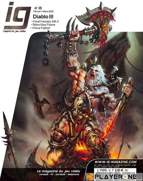 IG Magazine #18 - Diablo 3