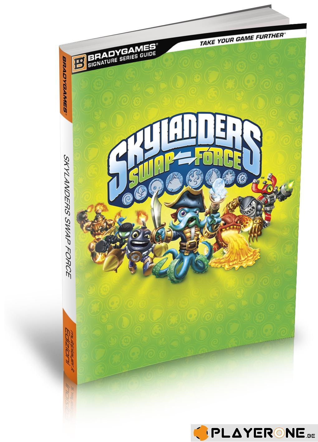 Guide de Soluce Skylanders Swap Force