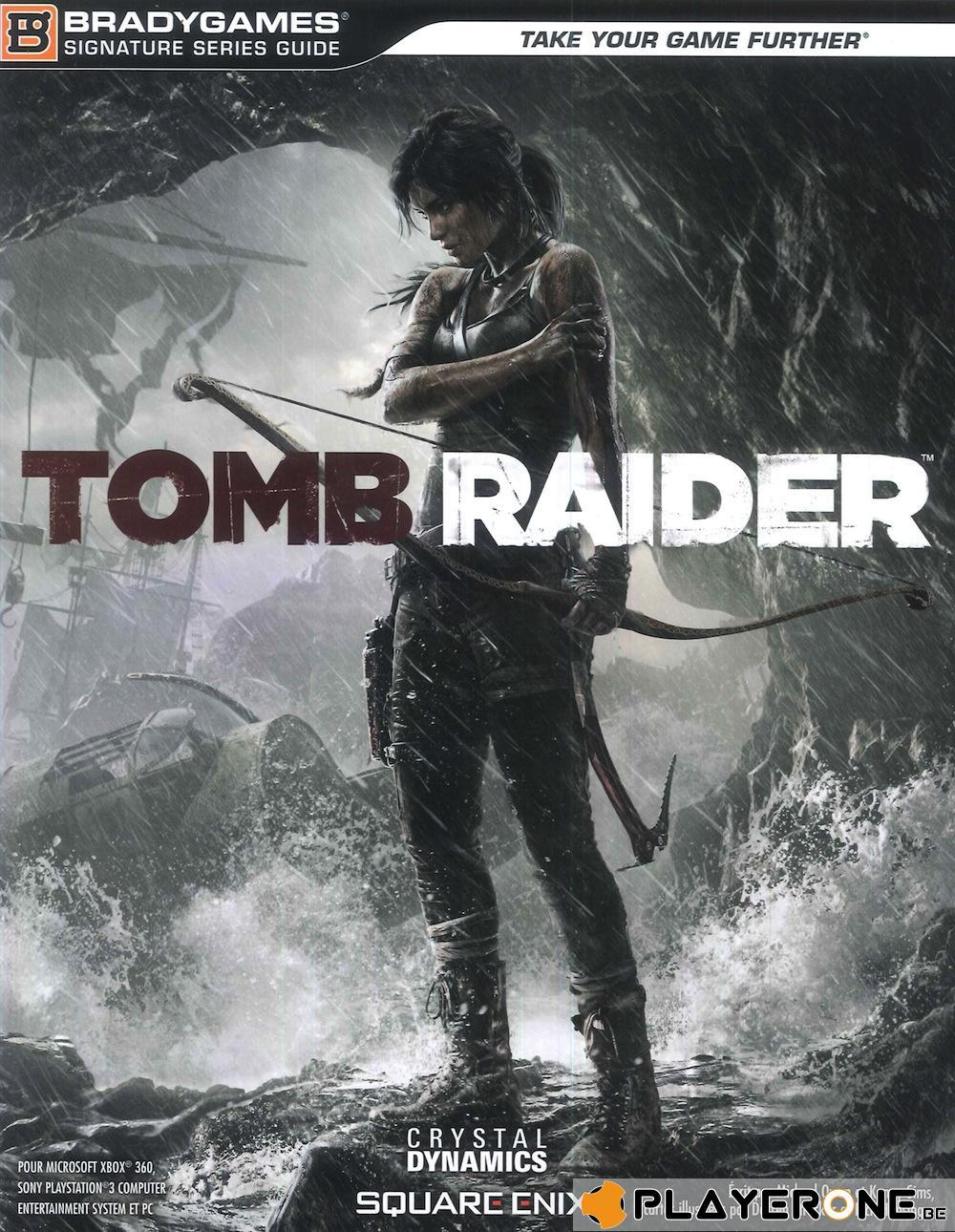 Guide de Soluce Tomb Raider