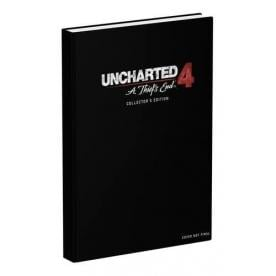 Guide de Soluce Uncharted 4 - Edition Collector