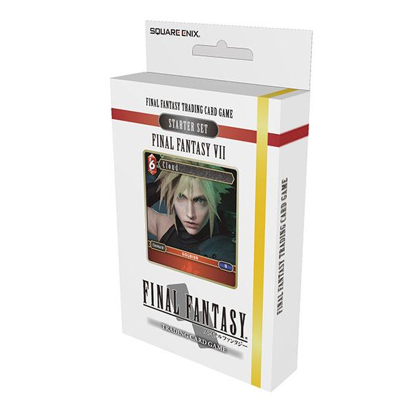 FINAL FANTASY JCC - Starter Set FFVII - pce