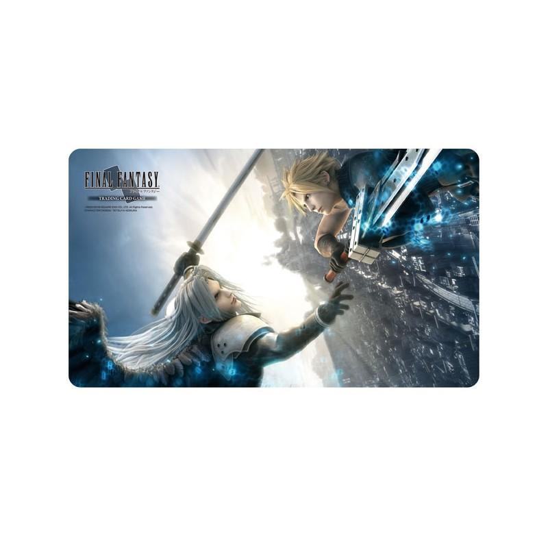 FINAL FANTASY JCC -Tapis de jeu FF7 Sephiroth / Cloud Strife