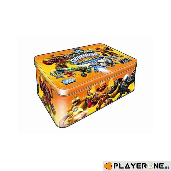 SKYLANDERS GIANTS - Jeux de Cartes - Boite Metal Edition Limité