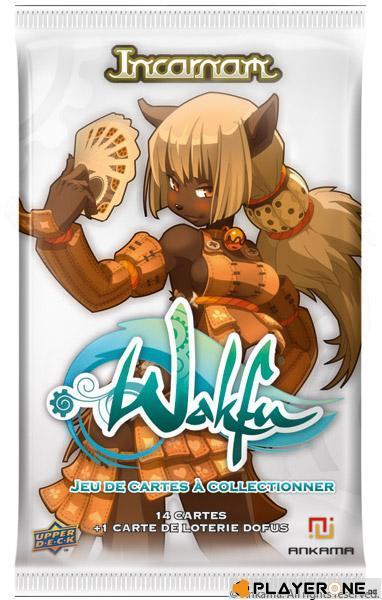 WAKFU - Incarnam - Booster ( Bte de 24 )