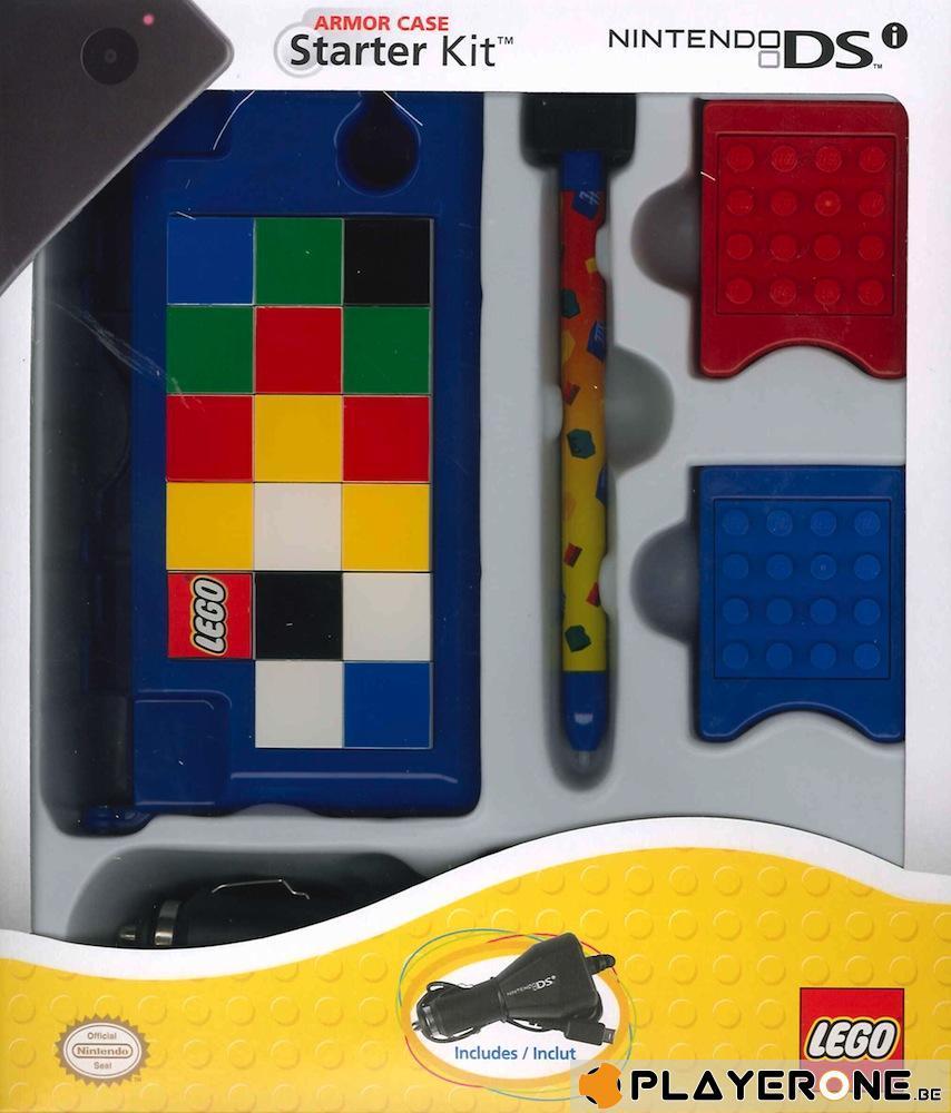 DSi Lego Armor Starter Kit