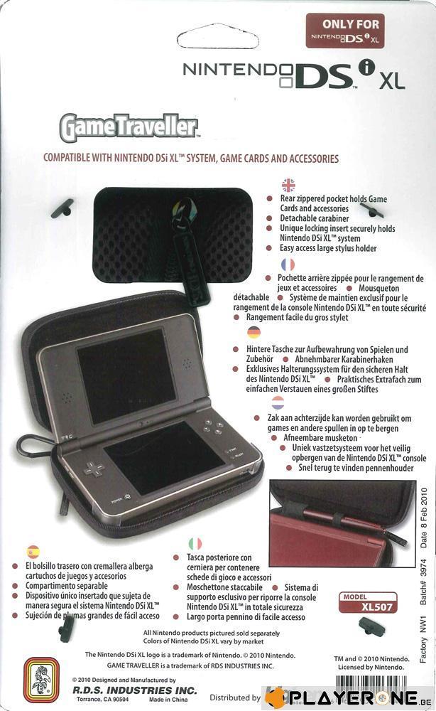 Official DSI XL / 3DS XL Bag - 507_2