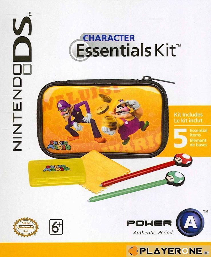 Official Nintendo Character Essentials Kit - WARIO_1