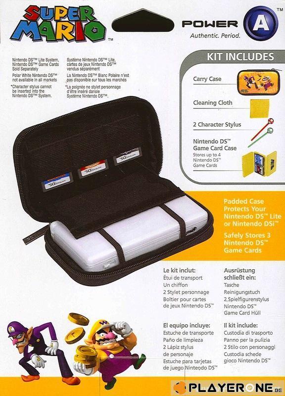 Official Nintendo Character Essentials Kit - WARIO_2