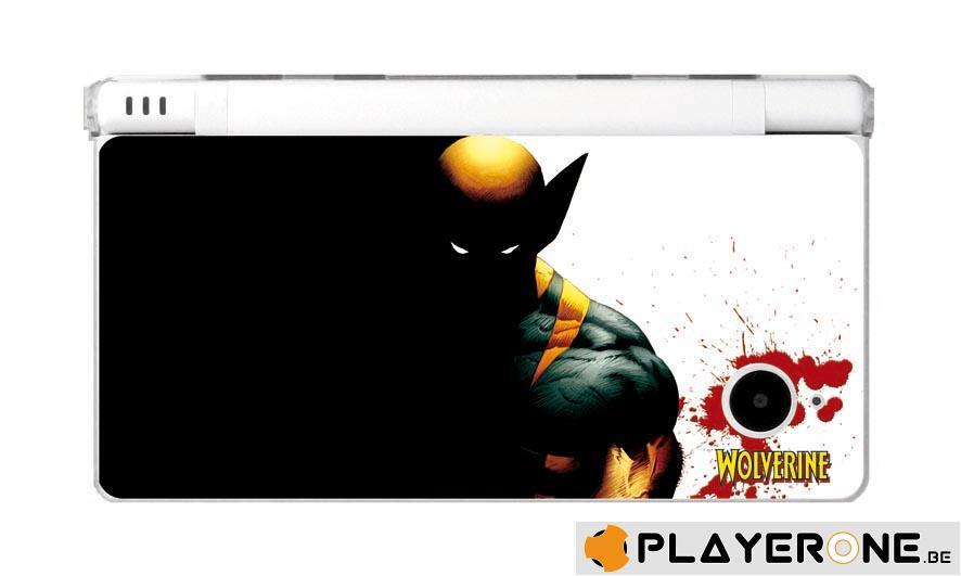 Polycarbonate Case + 4 Marvel Character Graphi Card DSI_3