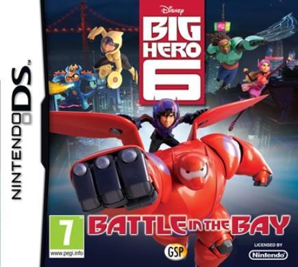 Big Hero 6 : Battle in the Bay_1