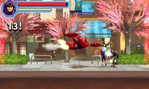 Big Hero 6 : Battle in the Bay_5