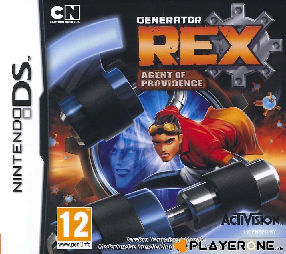 Generator REX_1