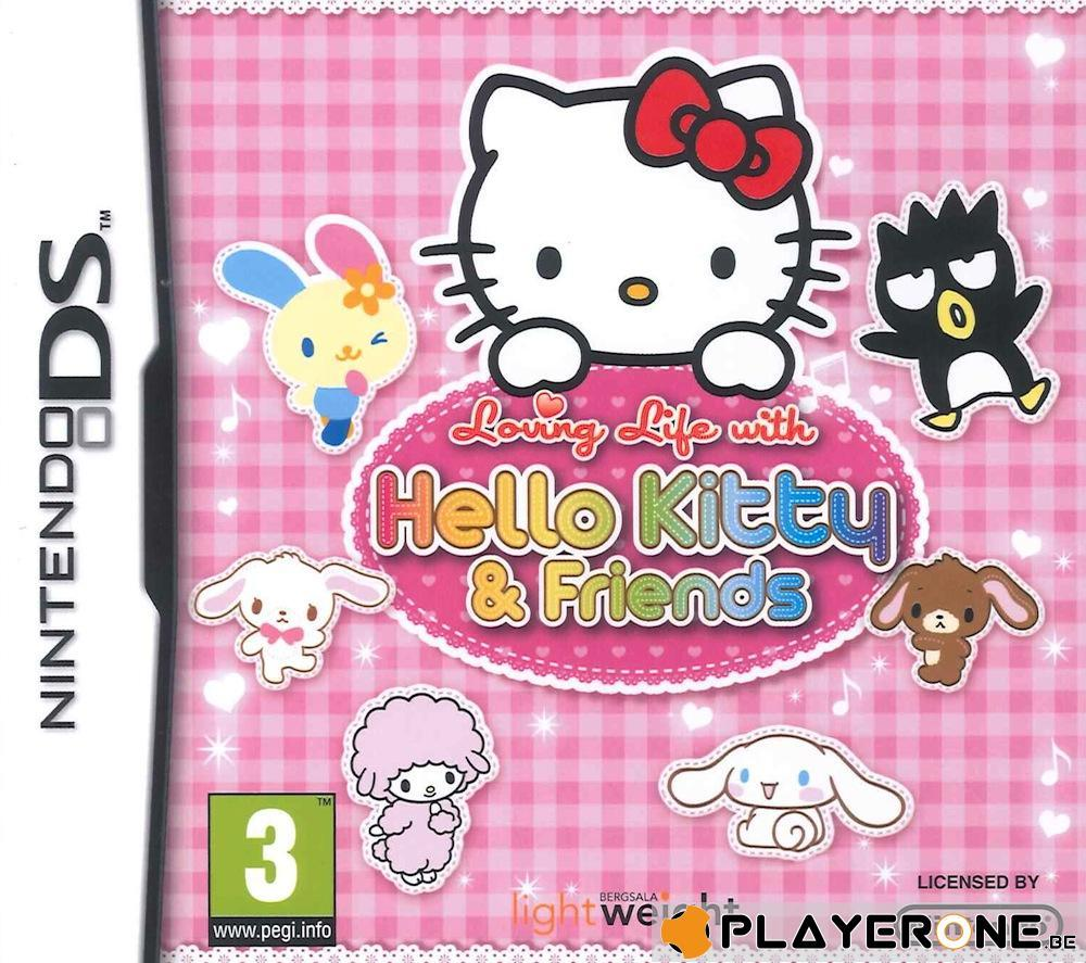 Hello Kitty and Friends Loving Life_1