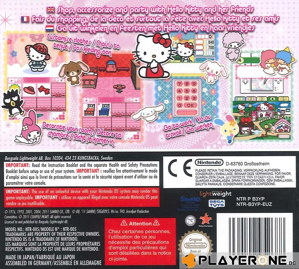 Hello Kitty and Friends Loving Life_2