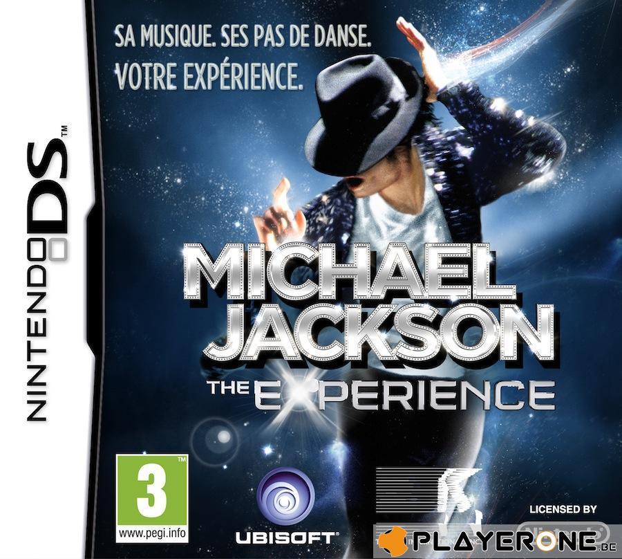 Michael Jackson : The Experience_1