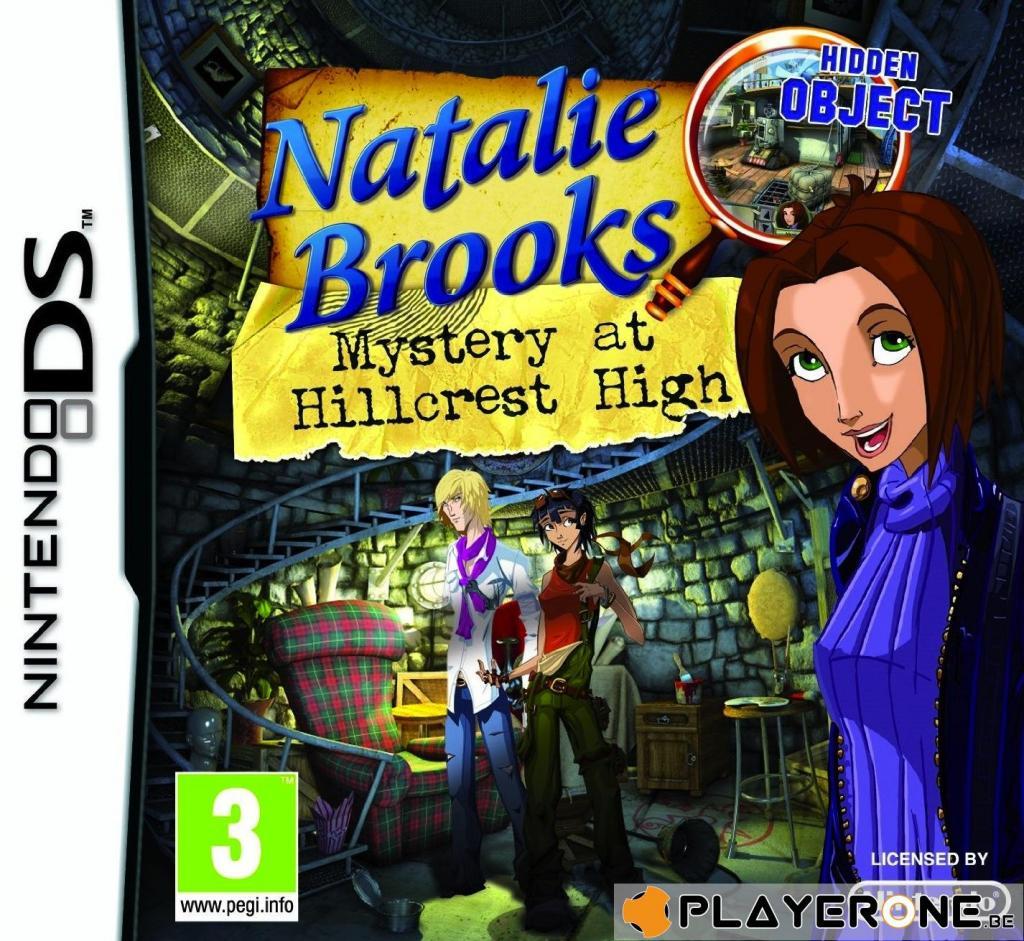 Nathalie Brooks : Mystery at Hillcrest High_1